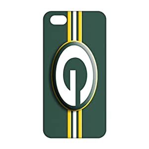 TYH - SHOWER 2015 New Arrival green bay packers 3D Phone Case for iPhone 5S phone case