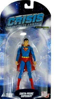 Crisis on Infinite Earths Series 3: Superboy Prime Action Figure