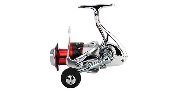Xhtoe Spinning Carretes 1000-7000 Serie de la Pesca Carrete de ...