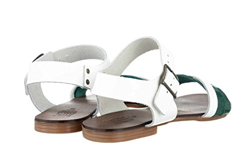 Sandali donna in pelle per l'estate scarpe RIPA shoes made in Italy - 53-1540