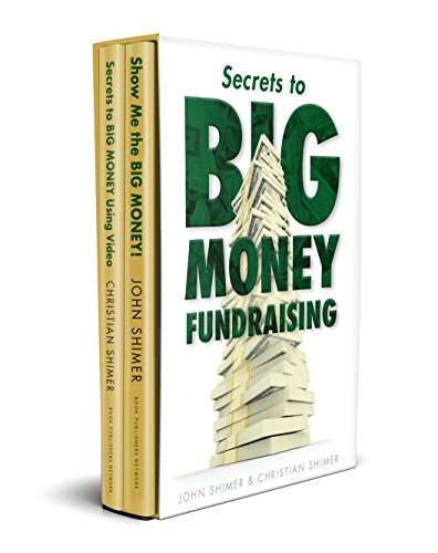 Secrets to Big Money Fundraising – Next level nonprofit fundraising using human motivation, storytelling and partnership to increase charity donations.