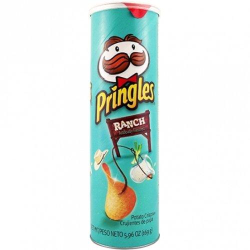 Pringles Flavored Potato Chips Ranch dp BCBOUDKK