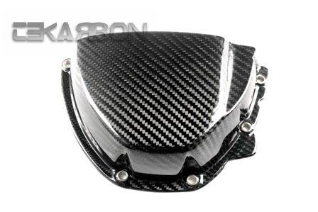 2004 - 2010 Triumph Speed Triple Carbon Fiber Sprocket Cover