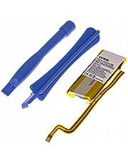 vhbw Li-Polymer Akku 450mAh (3.7V) für Video MP3 Player Apple iPod G5 30GB A1036, G5 30GB A1136, G5 30GB MA002* wie 616-0227, 616-0229, EC008.