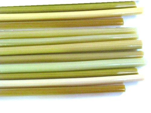 - Devardi Glass Lampwork, Beadmaking Glass Rods, COE 104 Mixed Ivories 1 Lb