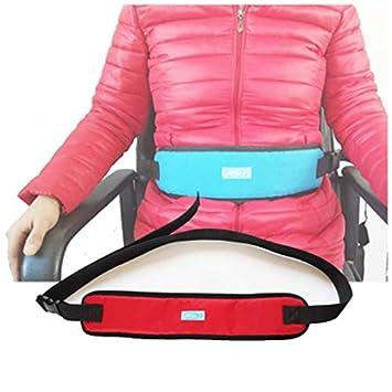 Cinturón de seguridad de sillas de ruedas correas de los pacientes ...