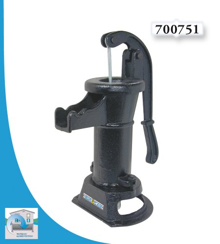 BurCam 700751 Hand-Operated Pitcher Pump/Cistern Pump (Sump Pump Freezing compare prices)