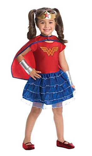 Wonder Woman Tutu Dress-Up (Wonder Woman With Tutu)