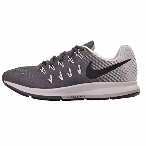 Running Running dark 33 De Wmns black black black Air white Pegasus Zoom Adulte gris Nike Grey Chaussures Mixte Entrainement Gris q40Owp