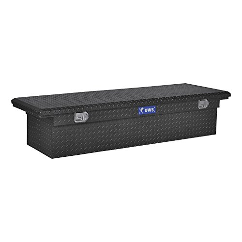 UWS EC10603 72'' Crossover Truck Tool Box with Low Profile by UWS