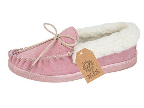 SaneShoppe - Zapatillas Bajas mujer Rosa