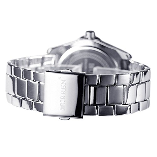 LYMFHCH-New-Fashion-Mens-Quartz-Sports-Analog-Wrist-Watch-8110G-SilverBlack