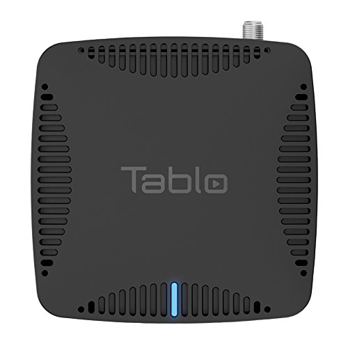 Tablo Dual LITE OTA DVR for Cord Cutters – with WiFi – for use with HDTV Antennas