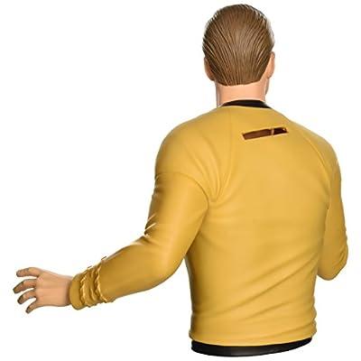 DIAMOND SELECT TOYS Star Trek: The Original Series: Captain Kirk Vinyl Bust Bank;Star Trek: Diamond Select: Toys & Games