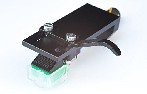 - Headshell Cartridge Mount, Eliptical Stylus, Needle for Audio Technica T92 usb, ATLP120 usb, ATLP1240 usb, ATPL120, MADE IN ENGLAND