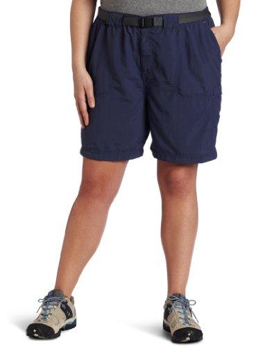 - Columbia Women's Plus-size Sandy River Plus Size Cargo Short Shorts, nocturnal, 1Xx6