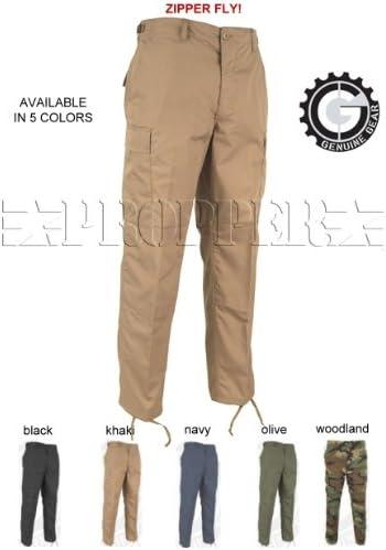 Cotton Ripstop BDU Pants F523525060L3 Genuine Gear Poly