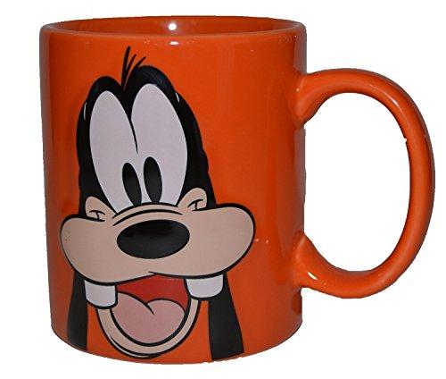 Disney Goofy Full Face 3d 11oz. Ceramic Mug (Goofy Mug)