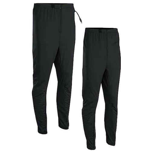Firstgear Women's Heated Pants Liner - Medium/Large/Black by Firstgear