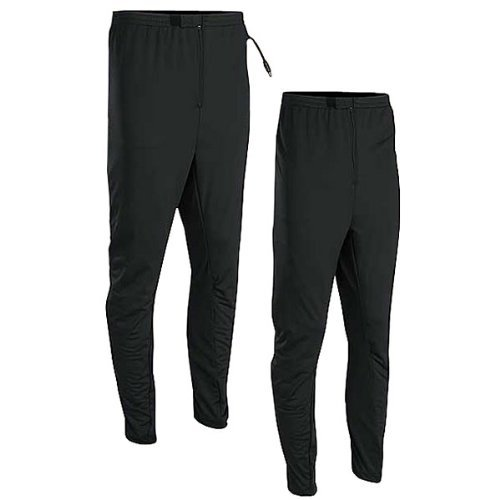 Firstgear Women's Heated Pants Liner - Medium/Large/Black