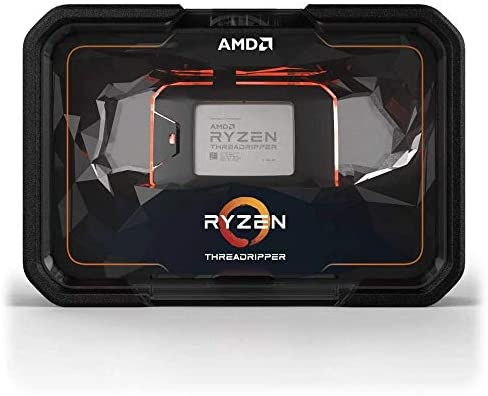 AMD YD297XAZAFWOF Ryzen Threadripper 2970WX 24 Core, 48 Thread Processor, Pack of one