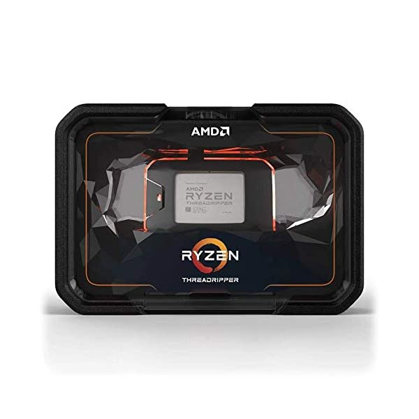 AMD YD297XAZAFWOF Ryzen Threadripper 2970WX 24 Core, 48 Thread Processor, Pack of 1