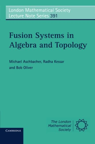 (Fusion Systems in Algebra and Topology (London Mathematical Society Lecture Note Series, Vol. 391))