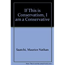 If This is Conservatism, I am a Conservative