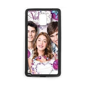 Disney Violella T7J7Vi Funda Samsung Galaxy Note 4 caja del teléfono celular Funda Negro J7Q6MJ funda caja del teléfono para las mujeres personalizadas