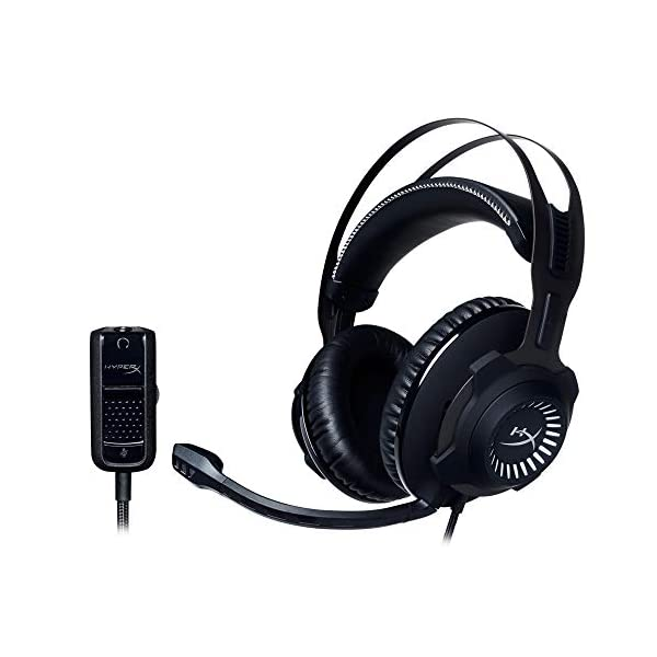 HyperX Cloud Revolver HX-HSCR-GM Gaming Headset (Black)