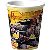 Pirates of the Caribbean Paper Cups, 8ct