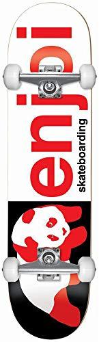 FP Complete Skateboard,Black/Red,31.6
