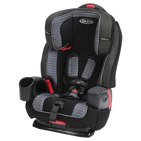 Graco Nautilus 3-in-1 Car Seat with Safety Surround LUSTRE
