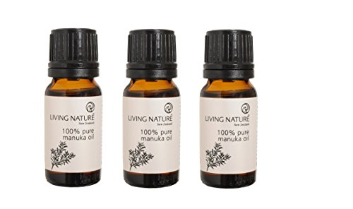Living Nature - Natural Being Manuka Oil 100% Pure, 10 ml
