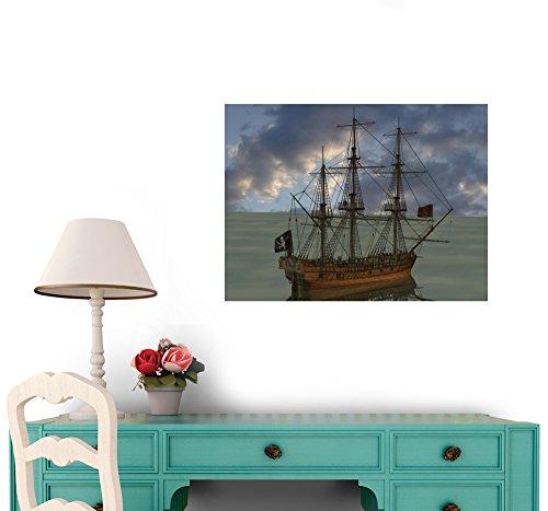 Pirat boy room