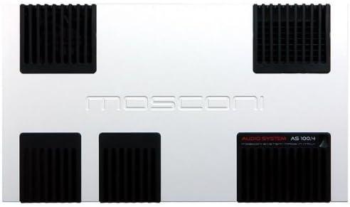 Mosconi AS 100.4 - 4-Kanal Endstufe: Amazon.es: Electrónica