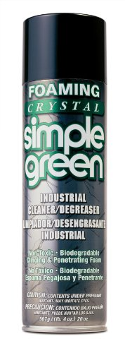 simple-green-19010-foaming-crystal-industrial-cleaner-degreaser-20oz-aerosol-can