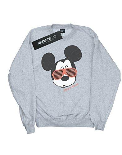 bambina mouse mickey con per Disney Felpa grigia sportiva PFYxqt