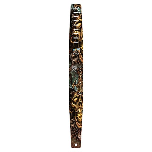 Perri's Tattoo Johnny Artist Series Guitar Strap Star Machine
