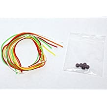 Kaleb Kendama Replacement Strings 5 Pack - COLORS
