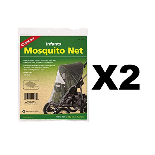 Coghlan's Infant Mosquito Net for Baby Carriages Strollers Bug/Insect - Mosquito Infant Coghlans Net