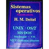 Sistemas Operativos, Deitel, Harvey M., 0201518600