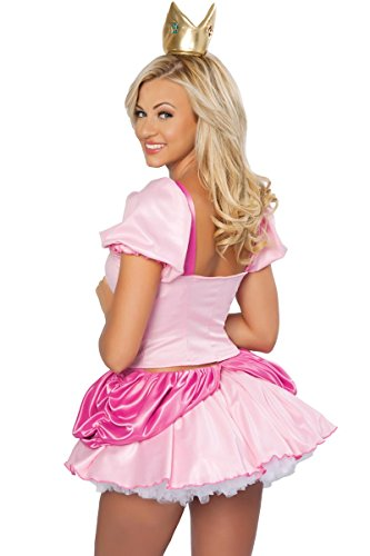 3wishes 39 video game princess 39 costume sexy video game costumes for women buy online in uae. Black Bedroom Furniture Sets. Home Design Ideas