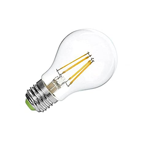 Ledbox LD1030580 - Bombilla LED, E27, COB, 4 W, color blanco frío: Amazon.es: Iluminación