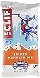 CLIF BAR - Energy Bar - Spiced Pumpkin Pie - (2.4 Ounce Protein Bar, 12 Count)