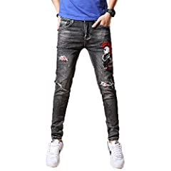 We have thousands of men's fashion men, you can go to the store to find your favorite clothing!1. Made of high quality materials, durable, suitable for everyday wear2. Stylish design makes you more attractive3. Soft and fashionable fabric, mo...