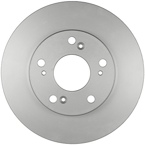 Bosch 26010750 QuietCast Premium Disc Brake Rotor For: Acura RSX; Honda Civic, CR-Z, Front