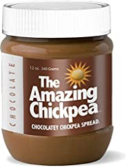 Chocolatey Chickpea butter spread