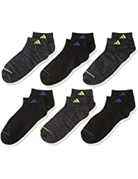 unisex-child Kids-boy's/Girl's Superlite Low Cut Socks (6-pair)