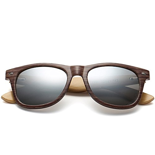 bois de de en Lunettes de personnalité femmes et de soleil soleil Lunettes de lunettes hommes bambou soleil en 6 pour bambou lunettes soleil Douze Shop de jambes xTqw0RIPw